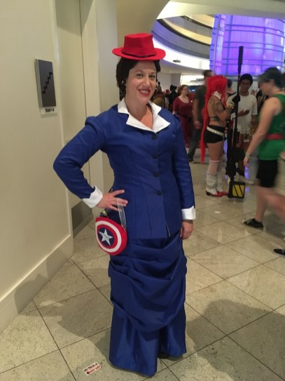 Victorian version of Agent Carter (confession - this is me)