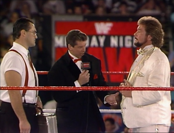 Vince McMahon Interviewing Money, Inc.