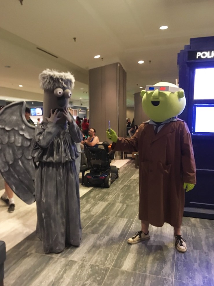 The best cosplay we saw at Dragon Con 2017