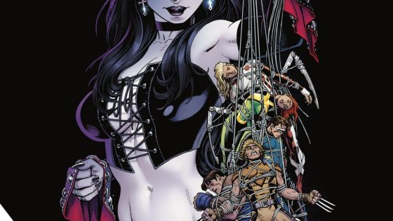 Marvel Preview: X-Men Blue #12