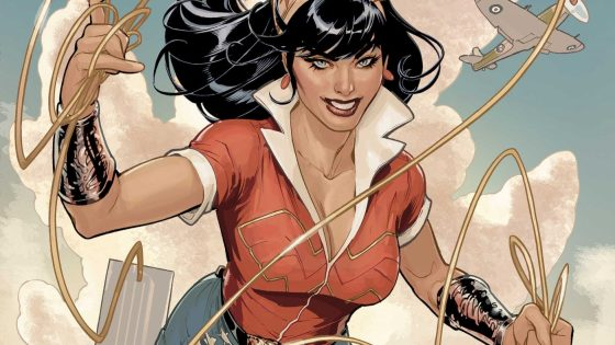 Bombshells United #1 Review