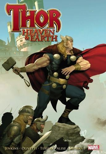 'The Trial of Thor' Review: A hodgepodge collection of lost Thor stories