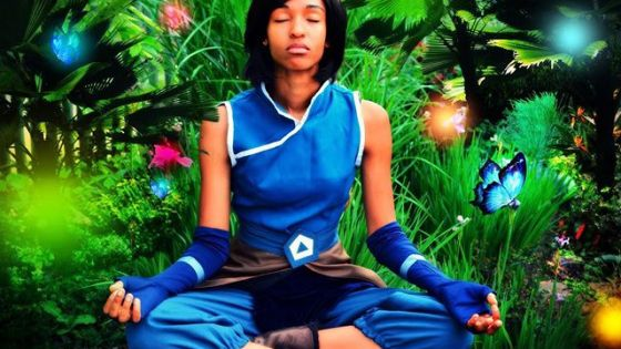 If you're a fan of The Legend of Korra or Avatar, then you simply have to check out this Korra cosplay by Ruffin Muffin.