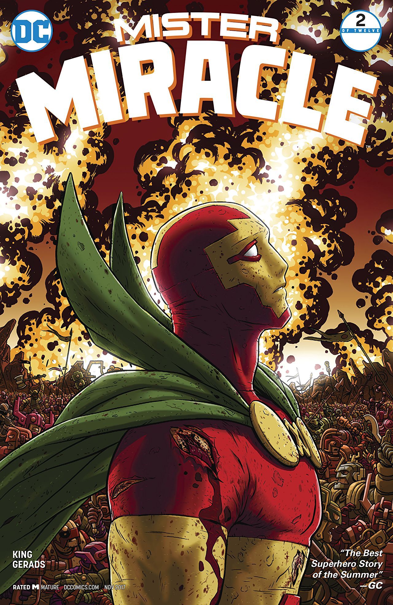 Mister Miracle #2 review: Escaping the sophomore slump