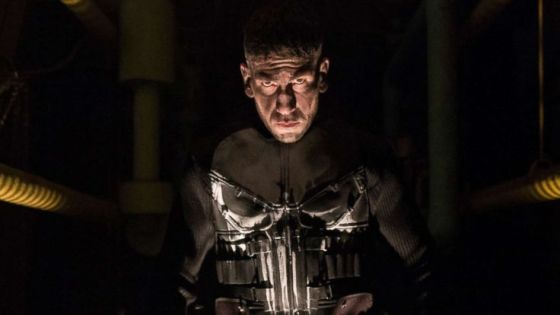 'The Punisher' is still set to drop sometime in 2017.
