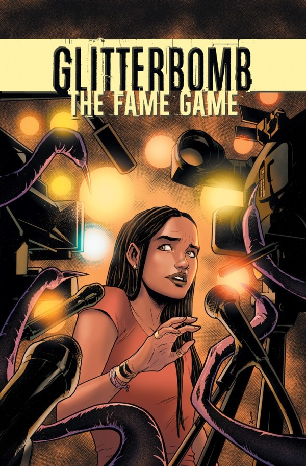 Glitterbomb: The Fame Game #2 Review