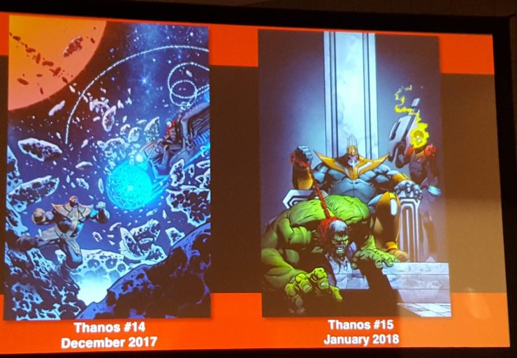 """What UNIMAGINABLE thing happens in """"Thanos"""" #14?"""