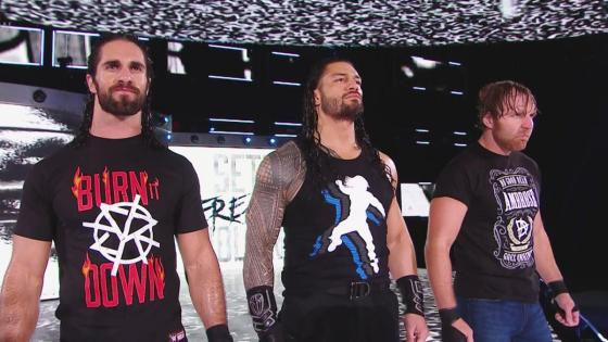 Oct. 9, 2017 WWE Raw recap/review: The Shield resurrected!