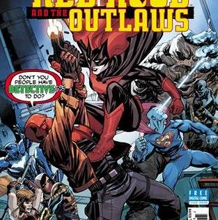 Red Hood and the Outlaws #15 Review