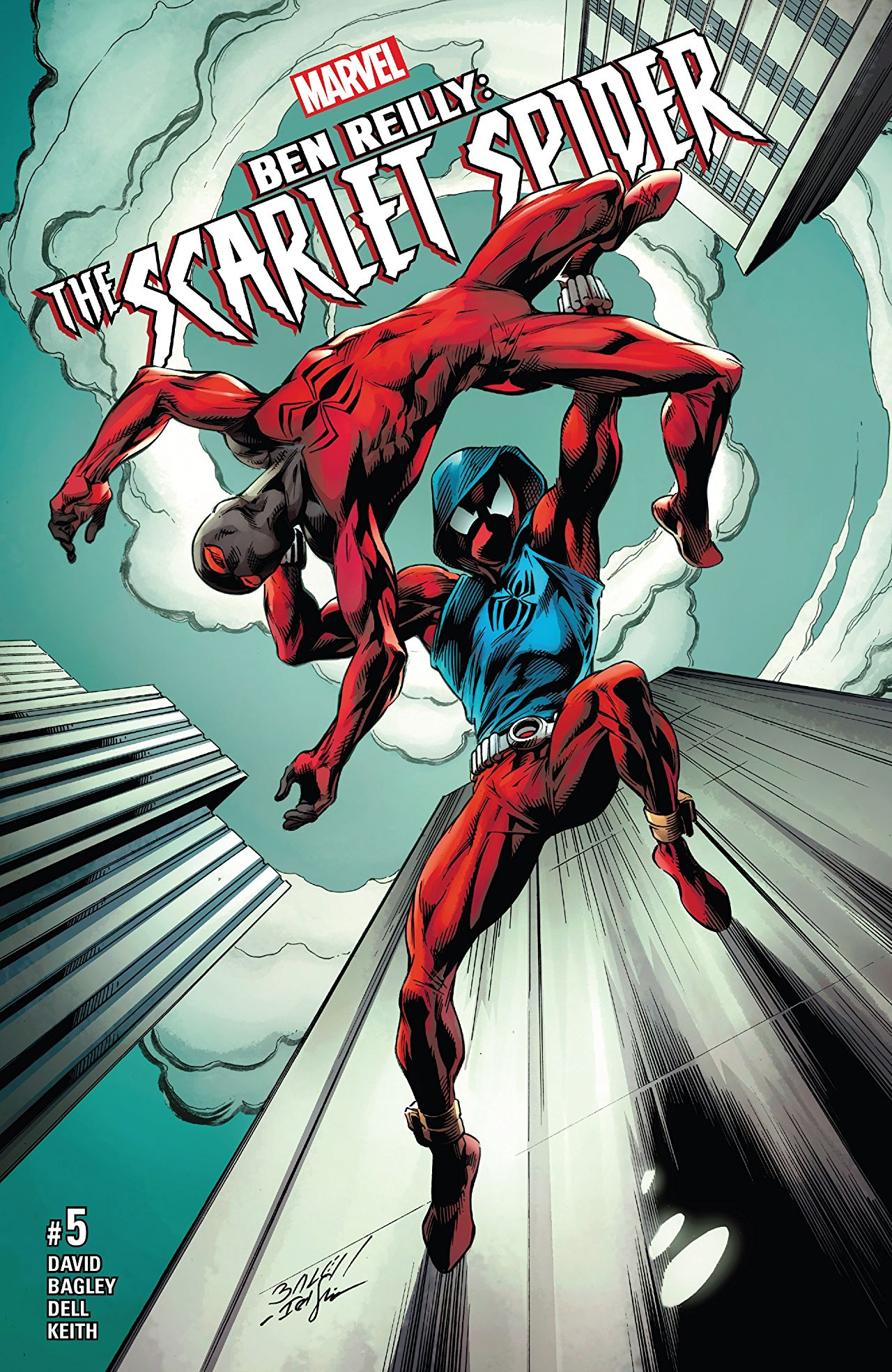 Ben Reilly: Scarlet Spider Vol. 1: Back in the Hood Review: A different kind of Spider-Man