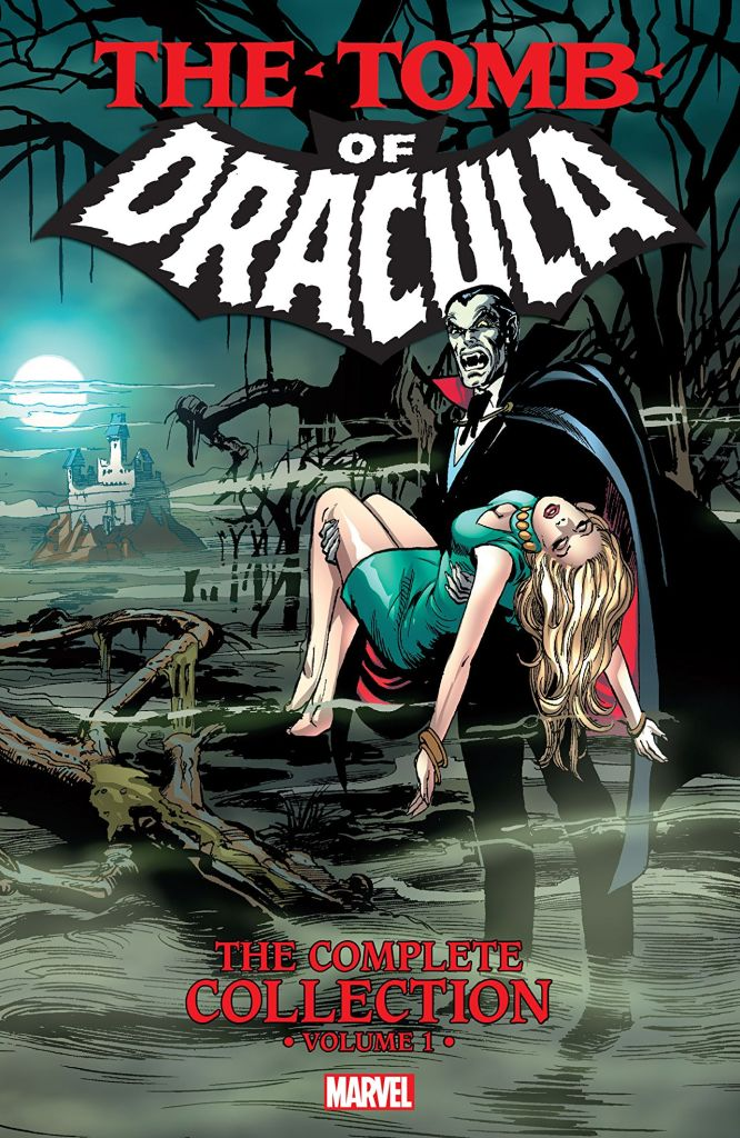 'Tomb of Dracula: The Complete Collection Vol. 1' review: a Silver Age horror masterpiece