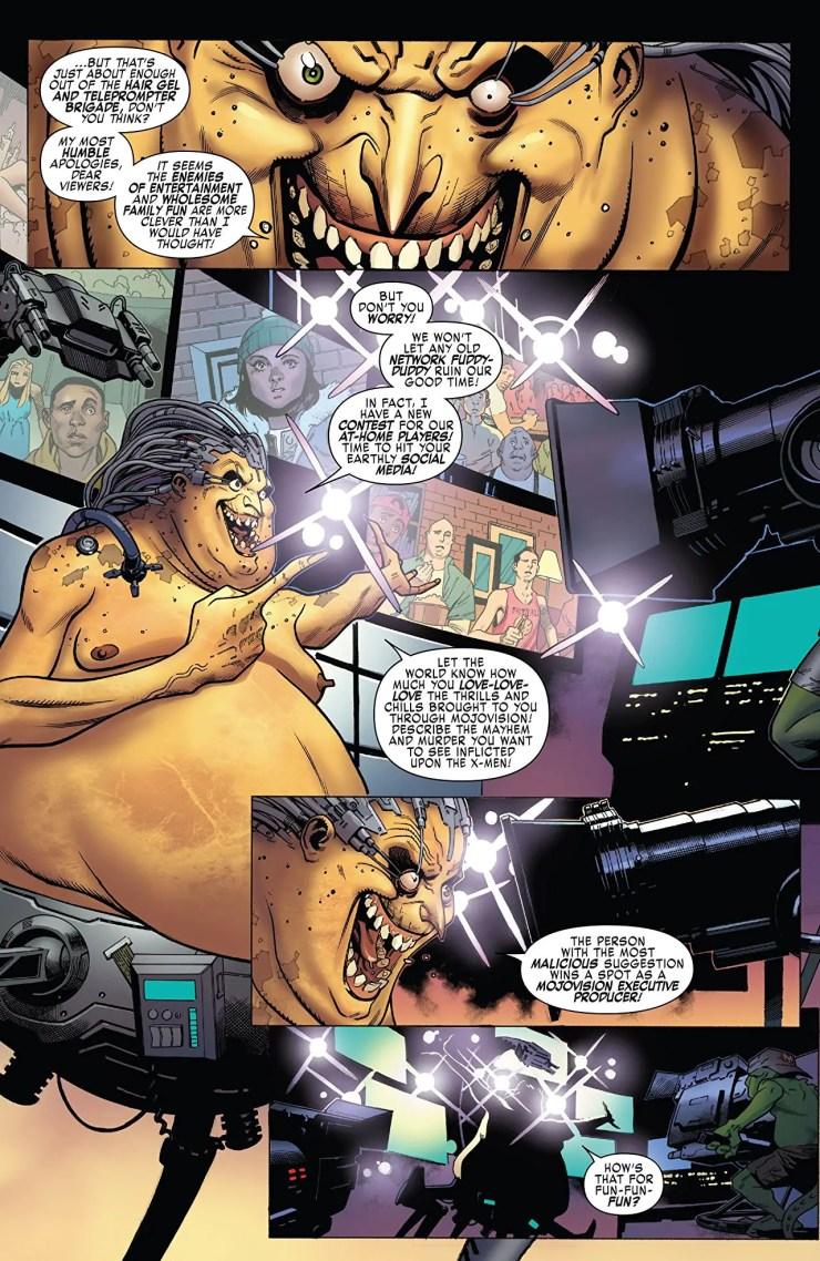 X-Men: Blue #14 Review