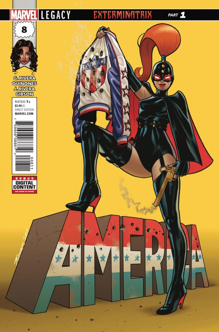 Marvel Preview: America #8