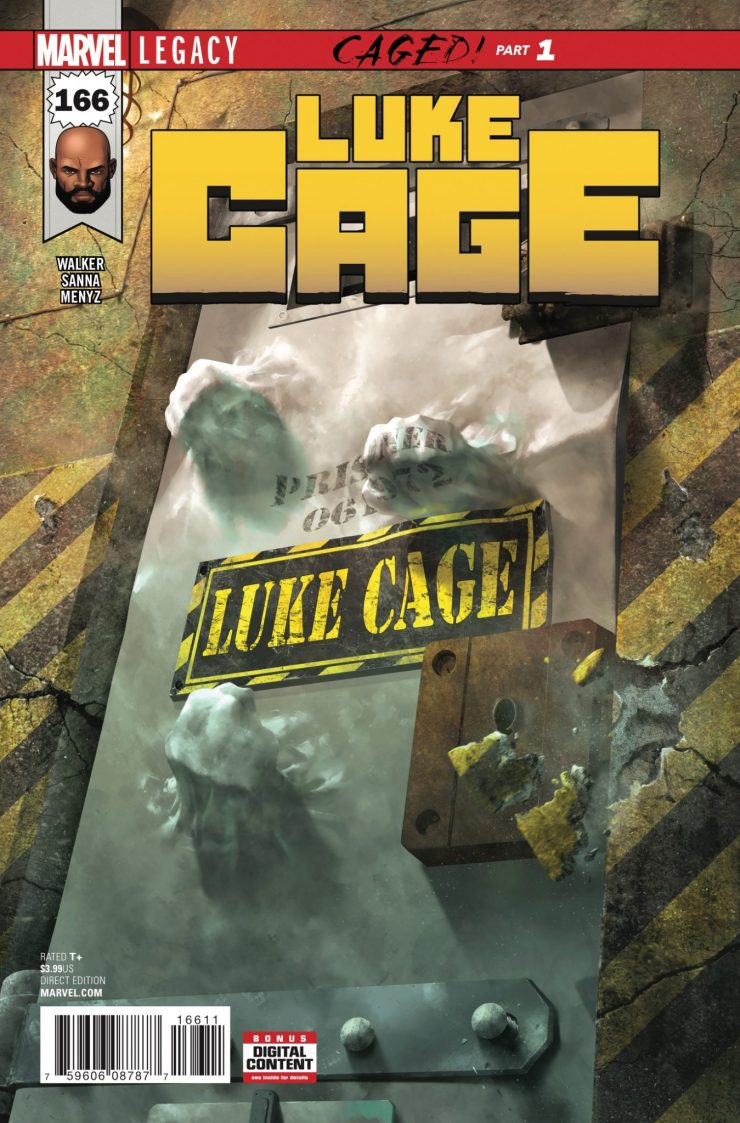 Marvel Preview: Luke Cage #166