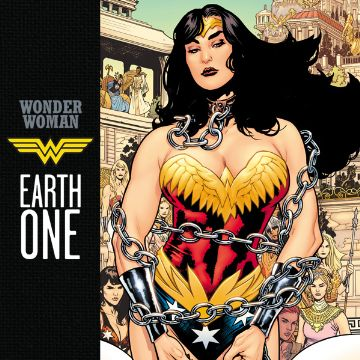 NYCC 2017: Grant Morrison reveals 'Wonder Woman: Earth One' Vol. 2 is nearly complete, will be the series' 'Empire Strikes Back'