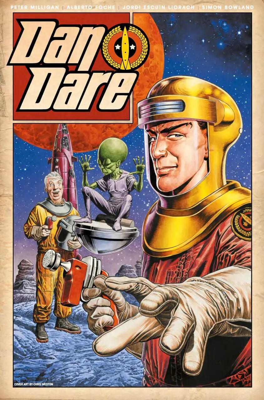 Dan Dare #1 Review