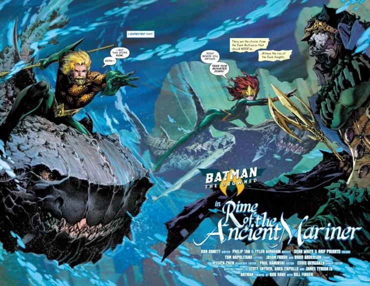 Batman: The Drowned #1 Review