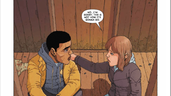 Generation Gone #4 review: Sides are chosen