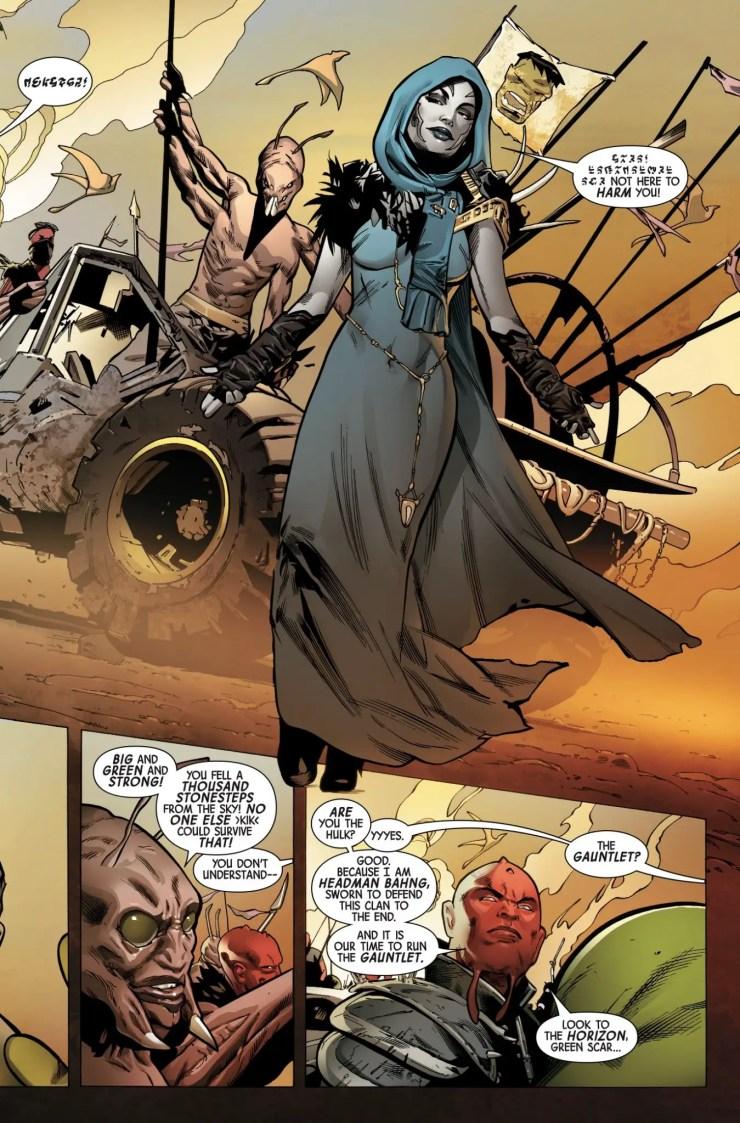 'Hulk: Return to Planet Hulk' review: Action frenzy fun
