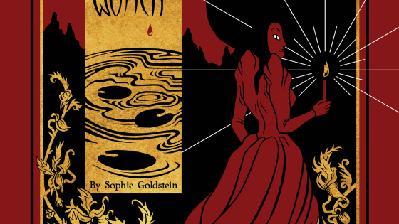 Persepolis meets Adventure Time meets the Others in this fantastic graphic novel, the first of three, from Sophie Goldstein.