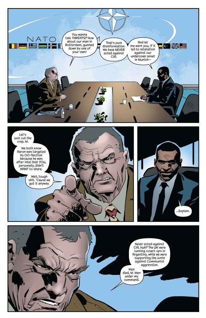James Bond: Kill Chain #4 Review
