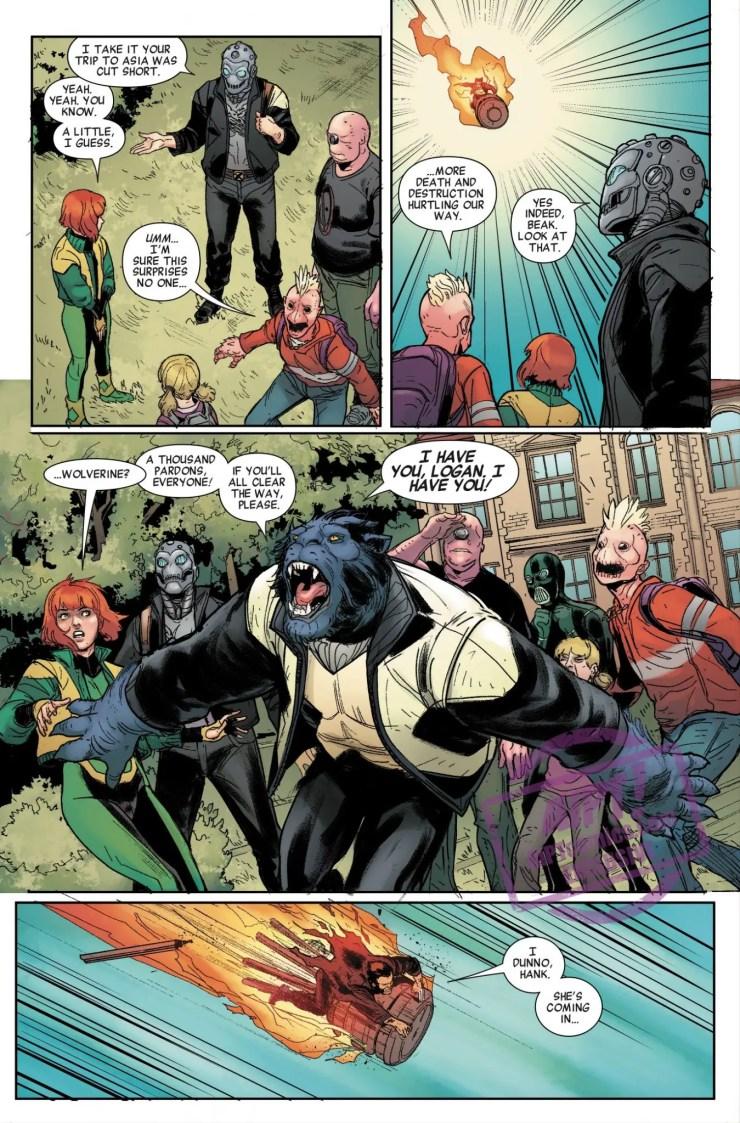 [EXCLUSIVE] Marvel Preview: Jean Grey #8