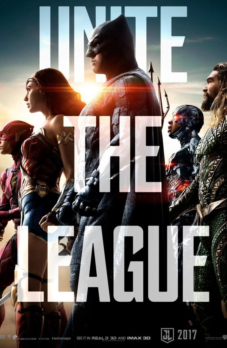 New Justice League Trailer focuses on Superman