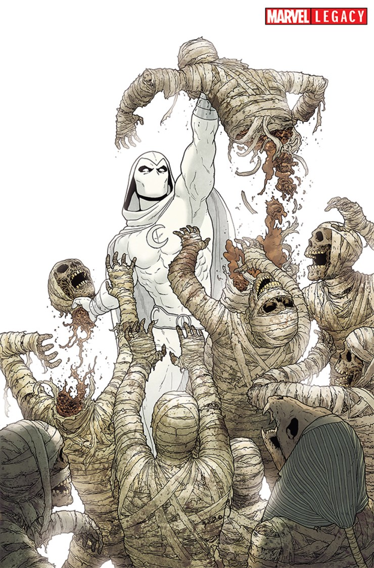 Marvel Preview: Moon Knight #188