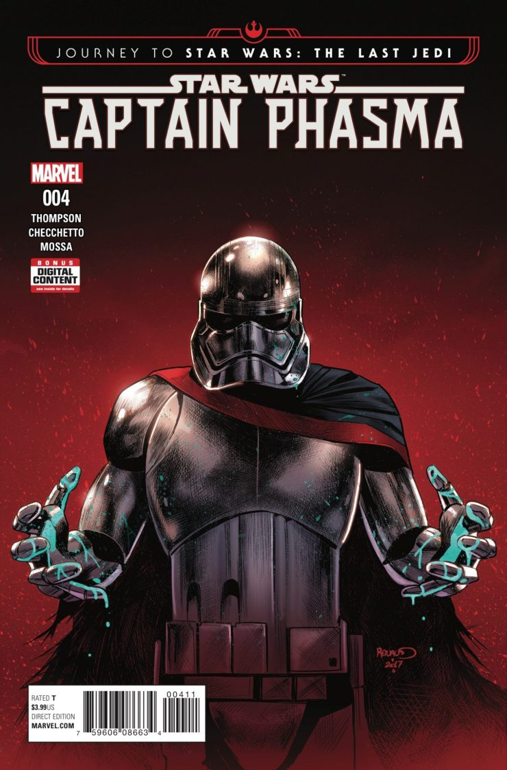 Marvel Preview: Star Wars: Captain Phasma #4