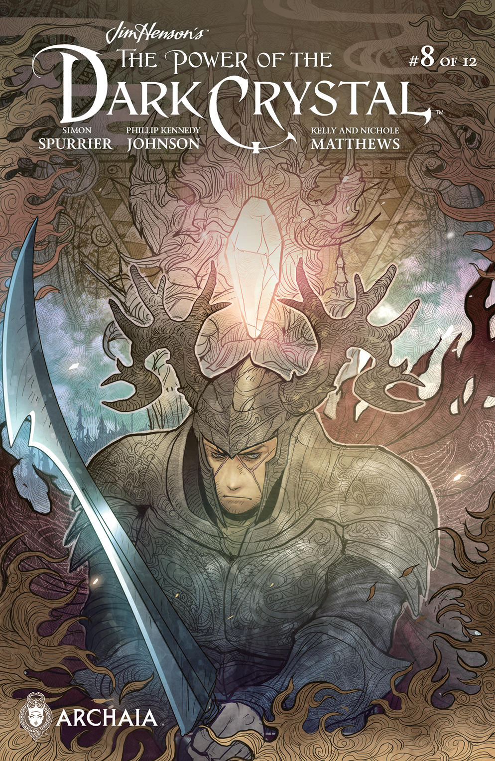 The Power of the Dark Crystal #8 Review