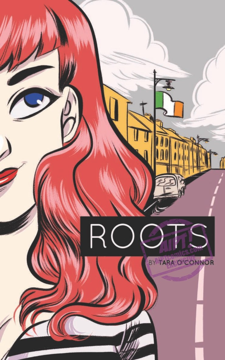 [EXCLUSIVE] IDW Preview: Roots