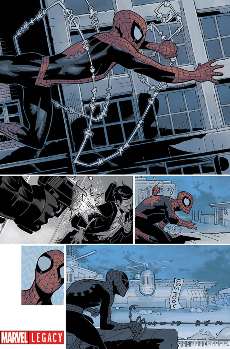 Marvel Preview: Spider-Man Versus Deadpool #23