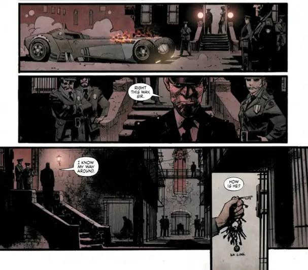 Batman: White Knight #1 Review