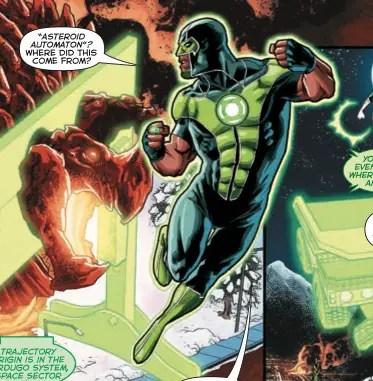 Green Lanterns #32 Review