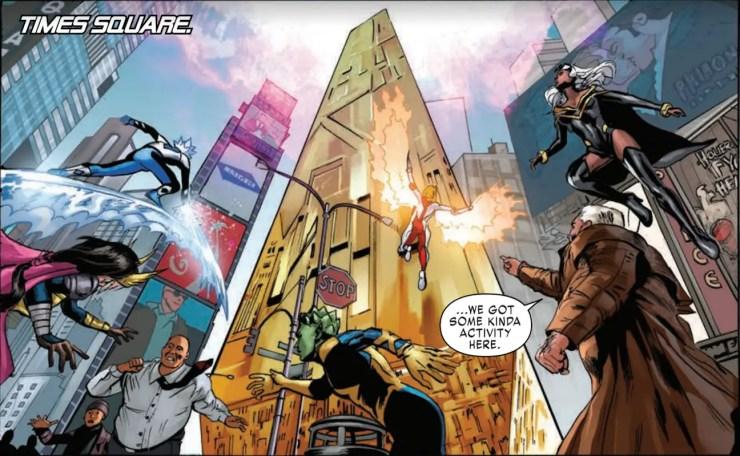 X-Men: Gold #13 Review