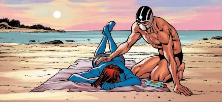 Astonishing X-Men 4