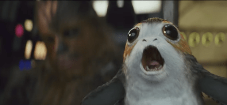 Watch the second official trailer for 'Star Wars: The Last Jedi'