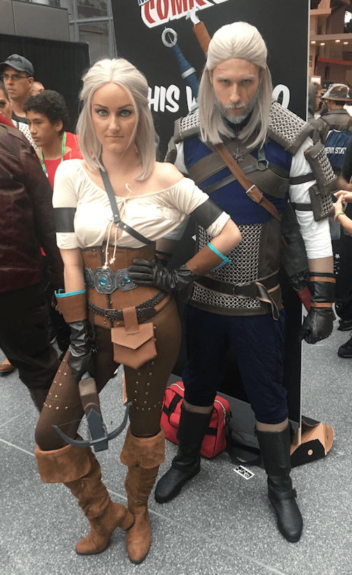 The best video game-related cosplay we saw at New York Comic Con 2017