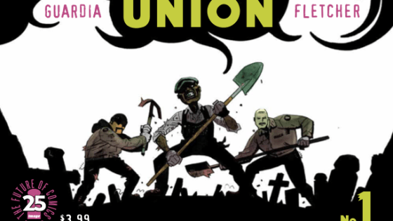 Monsters are like natural disasters in this new original series from Image Comics.