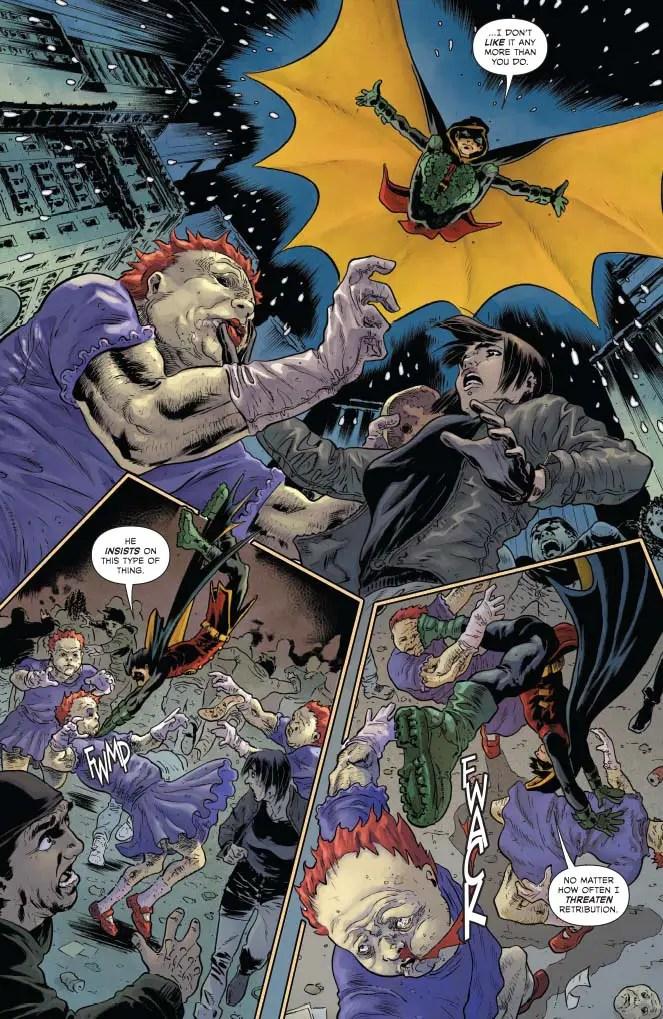 The Shadow/Batman #1 Review