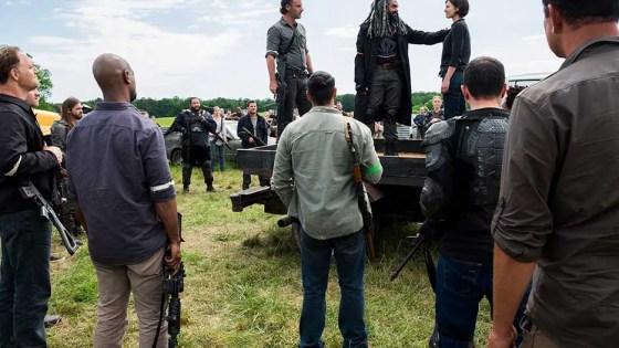 The Walking Dead: Season 8, Episode 1 'Mercy' review