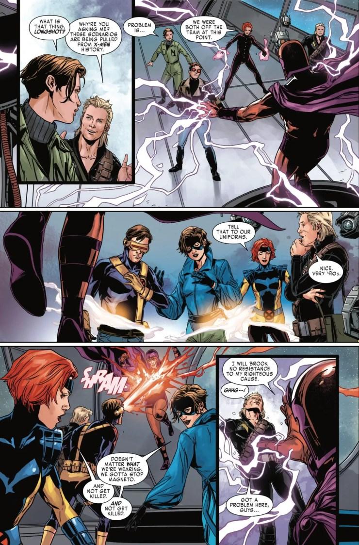 Marvel Preview: X-Men: Gold #14