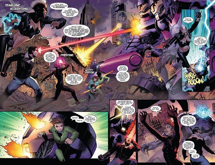 X-Men: Blue #13 Review