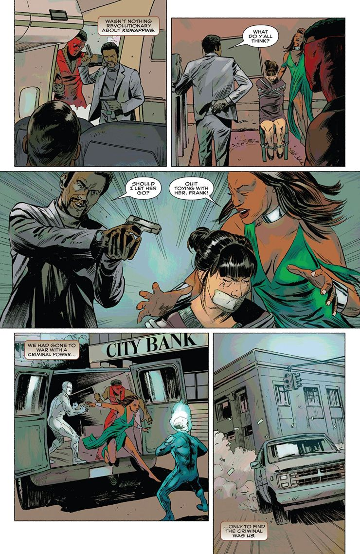 'Black Panther & the Crew: We Are the Streets' review: Coates mixes real-world problems with superheroes