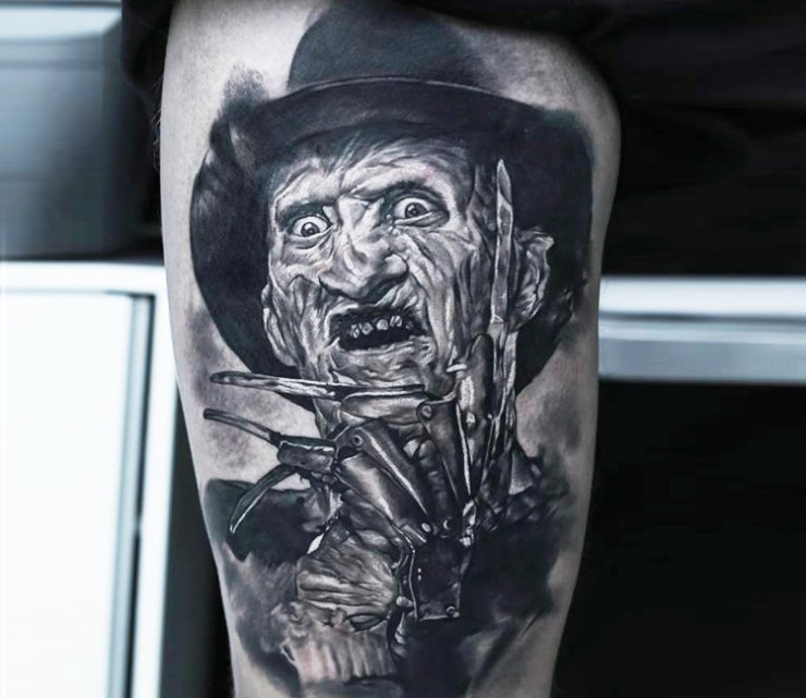 Just how scary is your ink?