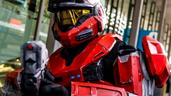 """As the title of the post said, Danielle Debs is really good at Halo cosplay.  What impresses us just as much, however, is despite how on point her armor might look, she remains humble.  Her advice on cosplaying?  """"I'm continuing to not take cosplay too seriously. Do whatever you want and be whoever you want just treat each other kindly and remember we're all doing this out of love for cosplay and the characters we portray."""""""