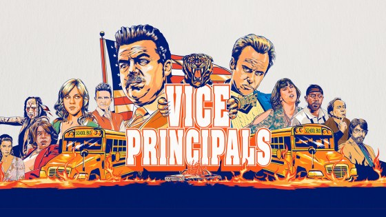 Vice Principals is in its second season and couldn't be better. A comedy with a serious side, its cast, including Danny McBride, Walton Goggins, and Edi Patterson, pulls off some incredible, and incredibly funny, acting. Speaking of funny, Edi Patterson has been a riot as a teacher who has fallen for Danny McBride's character, Neil Gamby. The thing is, they barely know each other but she's beyond infatuated, in a scary sort of way! Just check out her intensity in this clip.