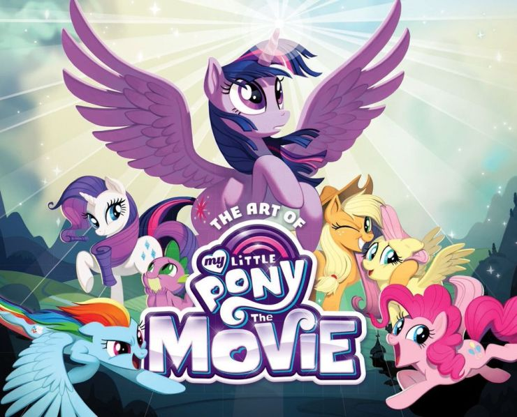 The Art of 'My Little Pony:  The Movie':  is it magic?