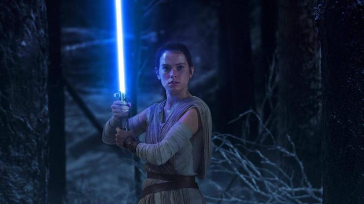 'Star Wars: The Last Jedi' delivers a near record-setting domestic box office opening weekend.