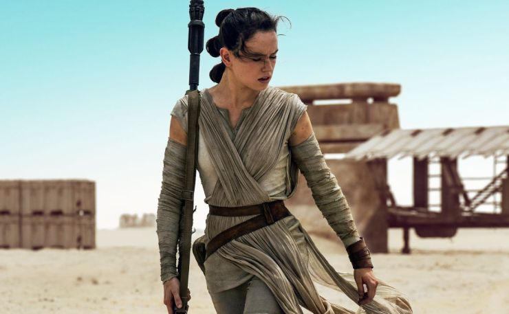 Rey's parentage will be revealed in 'The Last Jedi', says Daisy Ridley - and Adam Driver may have just spoiled it